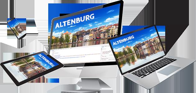Skyline Altenburg
